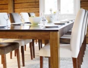 Как купить хороший обеденный стол - несколько советов