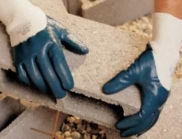Рабочие перчатки – надежная защита от повреждений