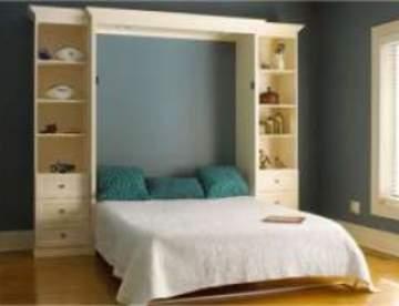 Шкаф-кровать (шкаф со встроенной кроватью)