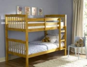 Детские кровати из дерева: выбираем мебель «на века»