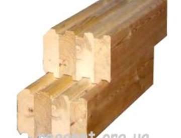 Клееный брус в строительстве деревянных домов