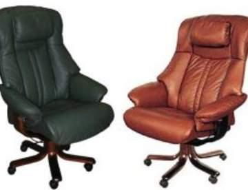 Кожаные кресла для руководителя