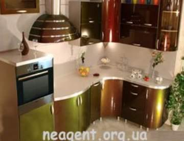 Пусть ваш дом будет красивым - фасады для кухни на любой вкус