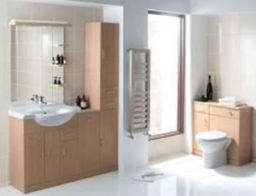 Какой должна быть мебель в ванной комнате?