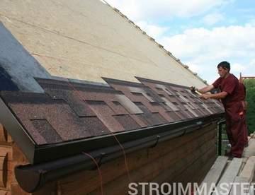 Вопросы по устройству эстетичной крыши из мягкой черепицы
