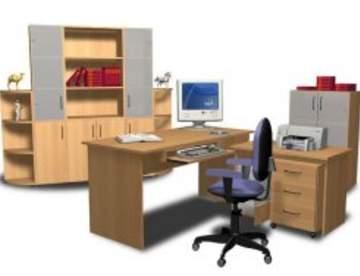 Офисная мебель: проблема компании или дар производителя?