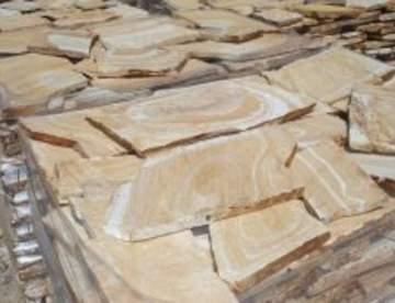 Природный камень для строительства: песчаник