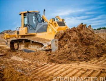 Песок строительный – его виды и характеристики