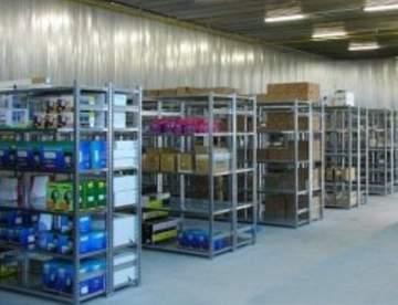 Стеллажи для склада: правильная организация пространства