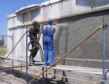 Средства защиты бетона от коррозии и разрушения