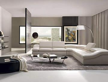 Стильная гостиная: нюансы оформления