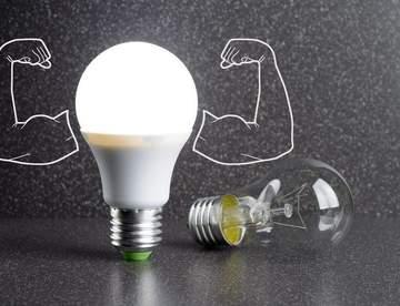 Какие лампы лучше выбирать для дома?