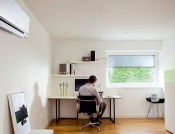 Где лучше всего установить кондиционер в квартире