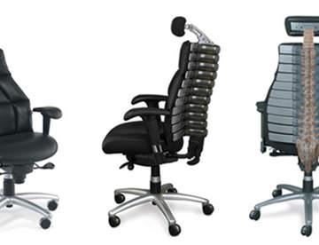 Как выбрать эргономичное офисное кресло