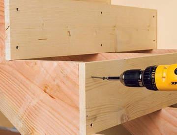 Изготовление лестницы своими руками для собственного дома