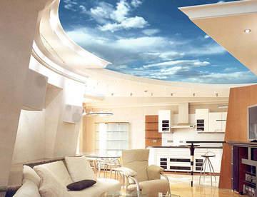 Натяжные потолки: Разумный выбор современного человека