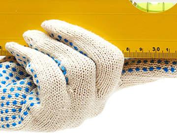 Перчатки как средства индивидуальной защиты