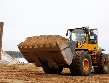 Песок в Харькове