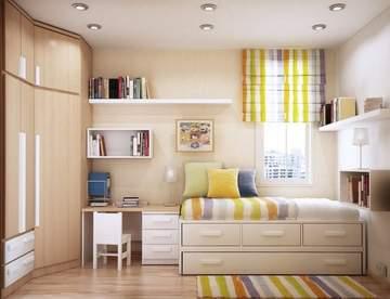 Комод в детскую или как обустроить функциональную и уютную комнату