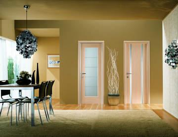 Выбираем межкомнатные двери под интерьер помещения