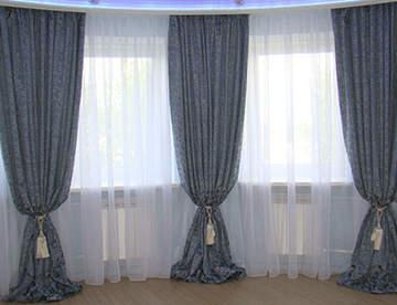 Как выбрать шторы для гостиной