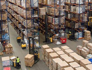 Электроснабжение для складских комплексов