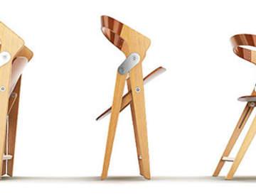 Преимущества складных стульев
